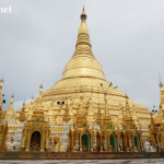 Shwedagon-Zedi