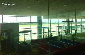 Yangon-Airport-Departure-Gate